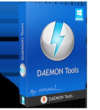 DAEMON Tools – универсальный эмулятор  оптического привода